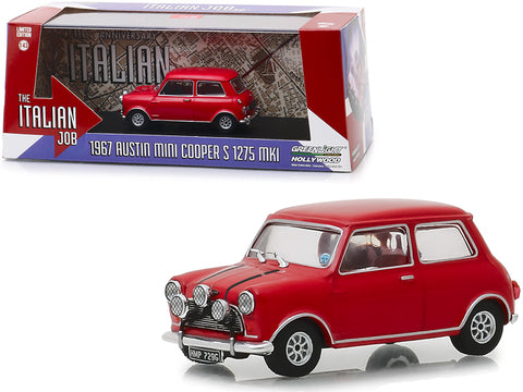 Austin Mini Cooper S 1275 MkI Greenlight 1/43