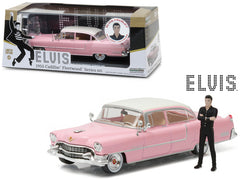 Cadillac Fleetwood Series 60 Elvis 1955 Greenlight 1/43