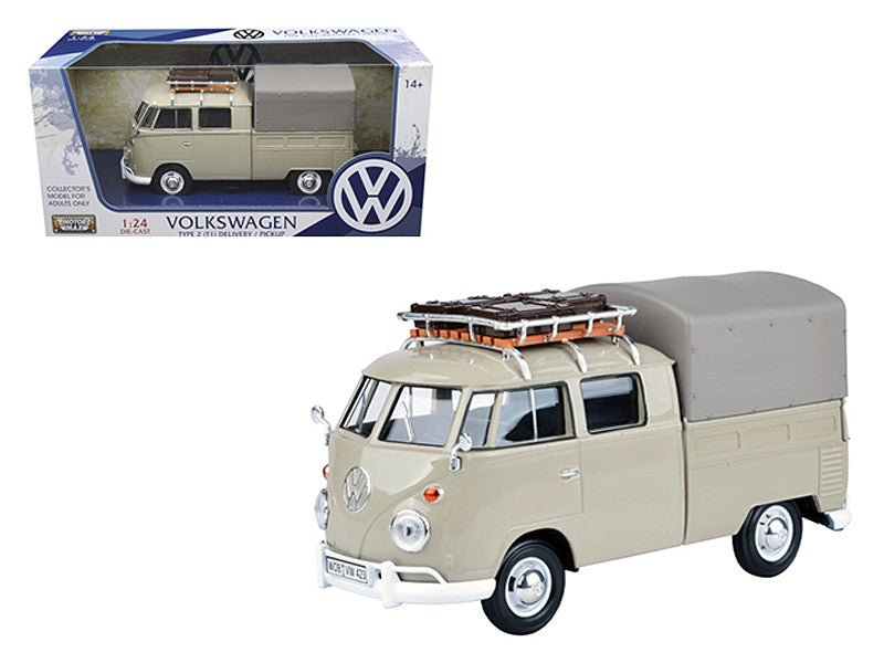 Volkswagen Type 2 (T1) Pick Up Motor Max 1/24