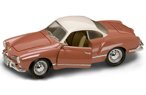 Volkswagen Karmann Ghia 1966 Lucky Die Cast Road Signature 1/18