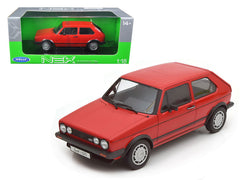 Volkswagen Golf I GTI 1983 Welly NEX 1/18