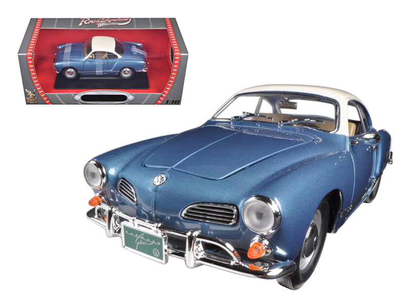 Volkswagen Karmann Ghia 1966 Road Signature 1/18