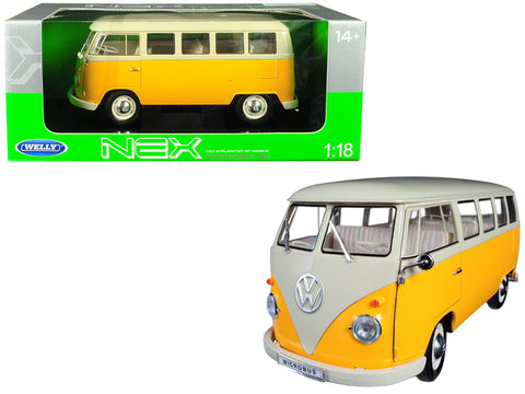 Volkswagen T1 Bus 1963 Welly NEX 1/18
