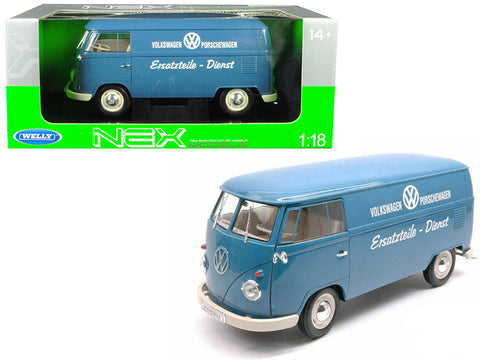 Volkswagen T1 Bus Van 1963 Welly NEX 1/18