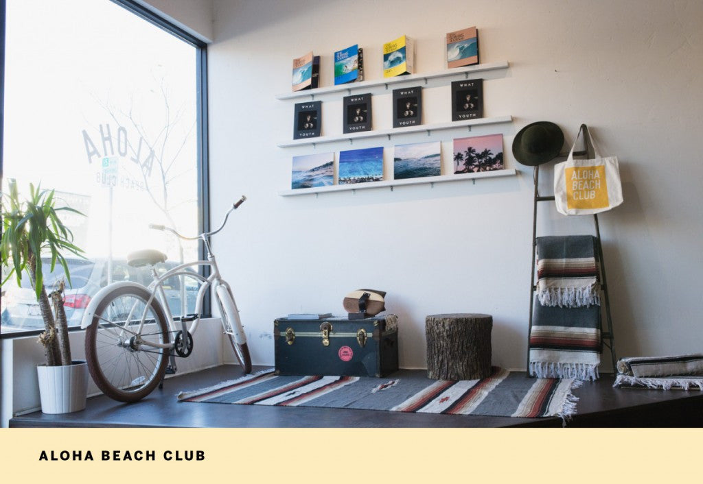 CONVERSATIONS WITH OUR COAST FRIENDS - ALOHA BEACH CLUB