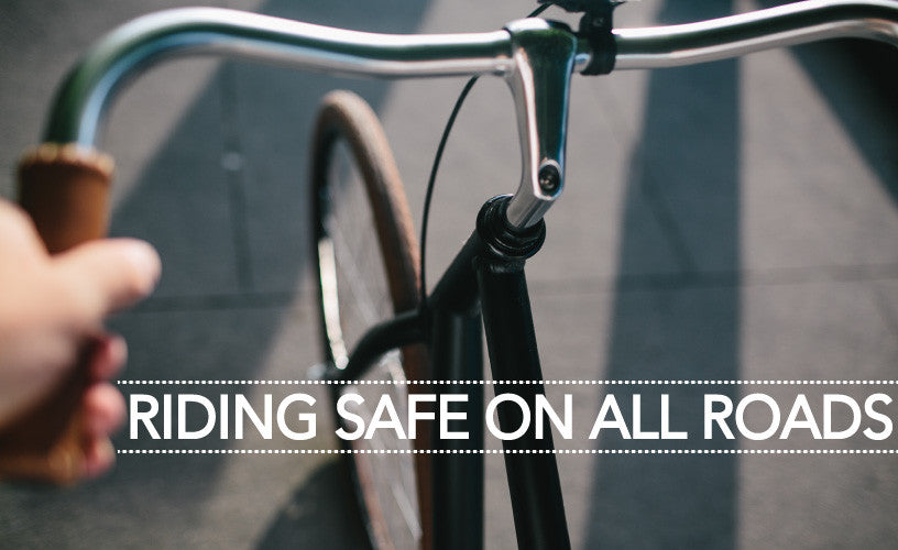 RIDE SAFE TIPS FROM THE PRIORITY TEAM