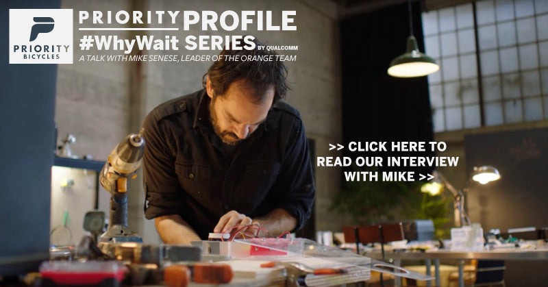 PRIORITY PROFILE: #WHYWAIT