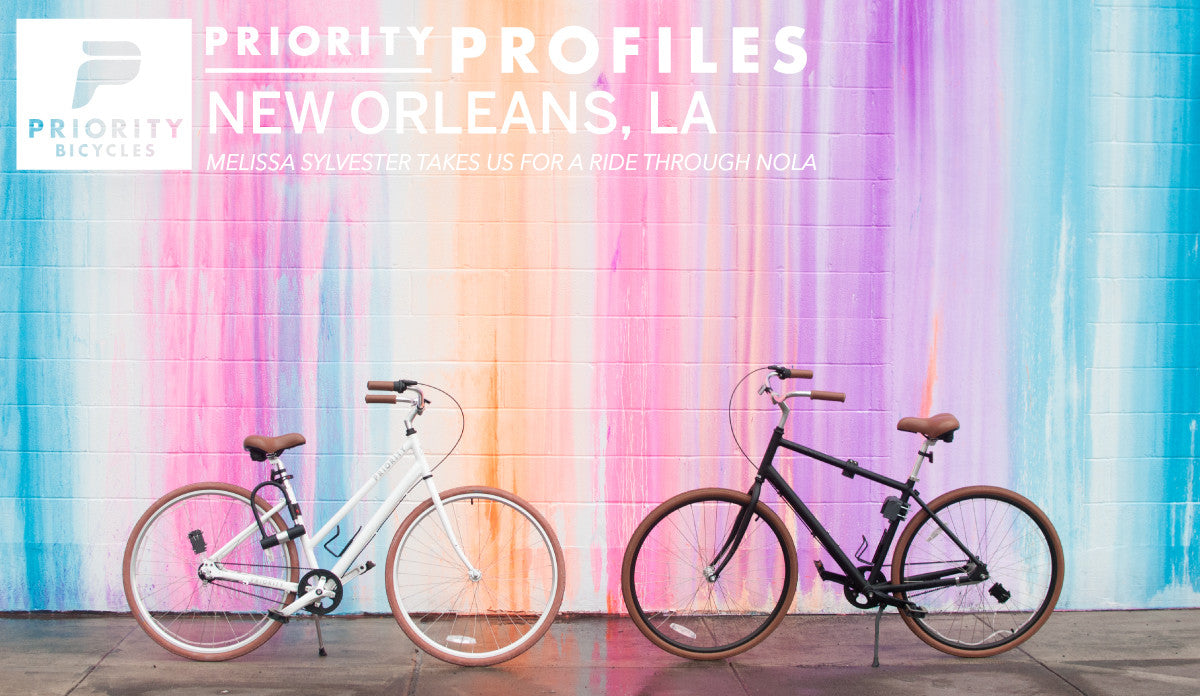 PRIORITY PROFILES: MELISSA IN NEW ORLEANS