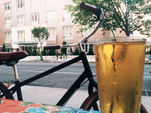 STOP THE PRESSES WE'VE FOUND IT – A HEALTHY EXCUSE TO DRINK BEER AFTER BIKING
