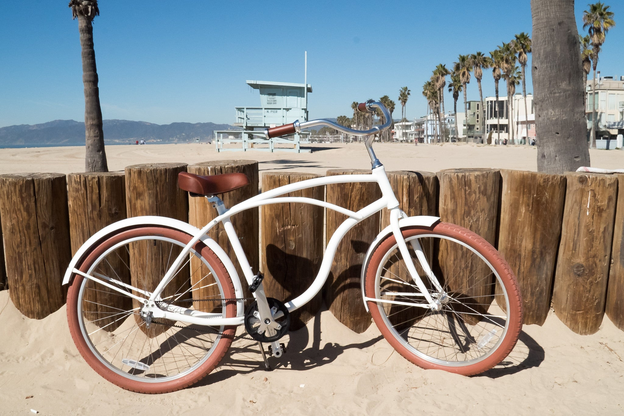 """THE BEST BEACH CRUISER EVER.."" PRIORITY BICYCLES PRESS FROM GIZMODO, INC. MAGAZINE, TECH CRUNCH AND OTHERS"