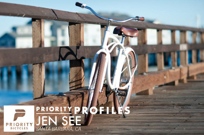 PRIORITY PROFILE: JEN SEE'S ADVENTURES WITH THE COAST IN SANTA BARBARA