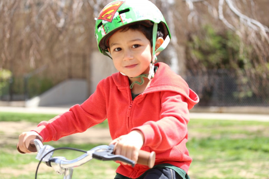 TIPS FOR BIKING AS A FAMILY