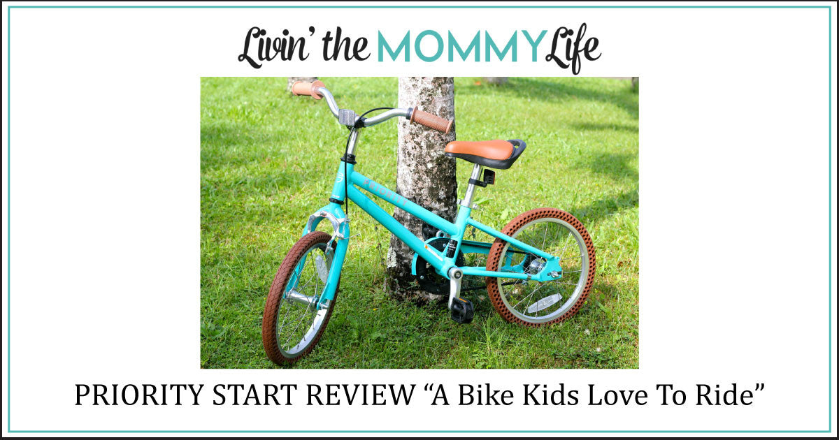 PRIORITY START REVIEW ON LIVIN' THE MOMMY LIFE