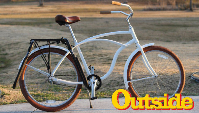 OUTSIDE MAGAZINE FEATURES THE PRIORITY COAST