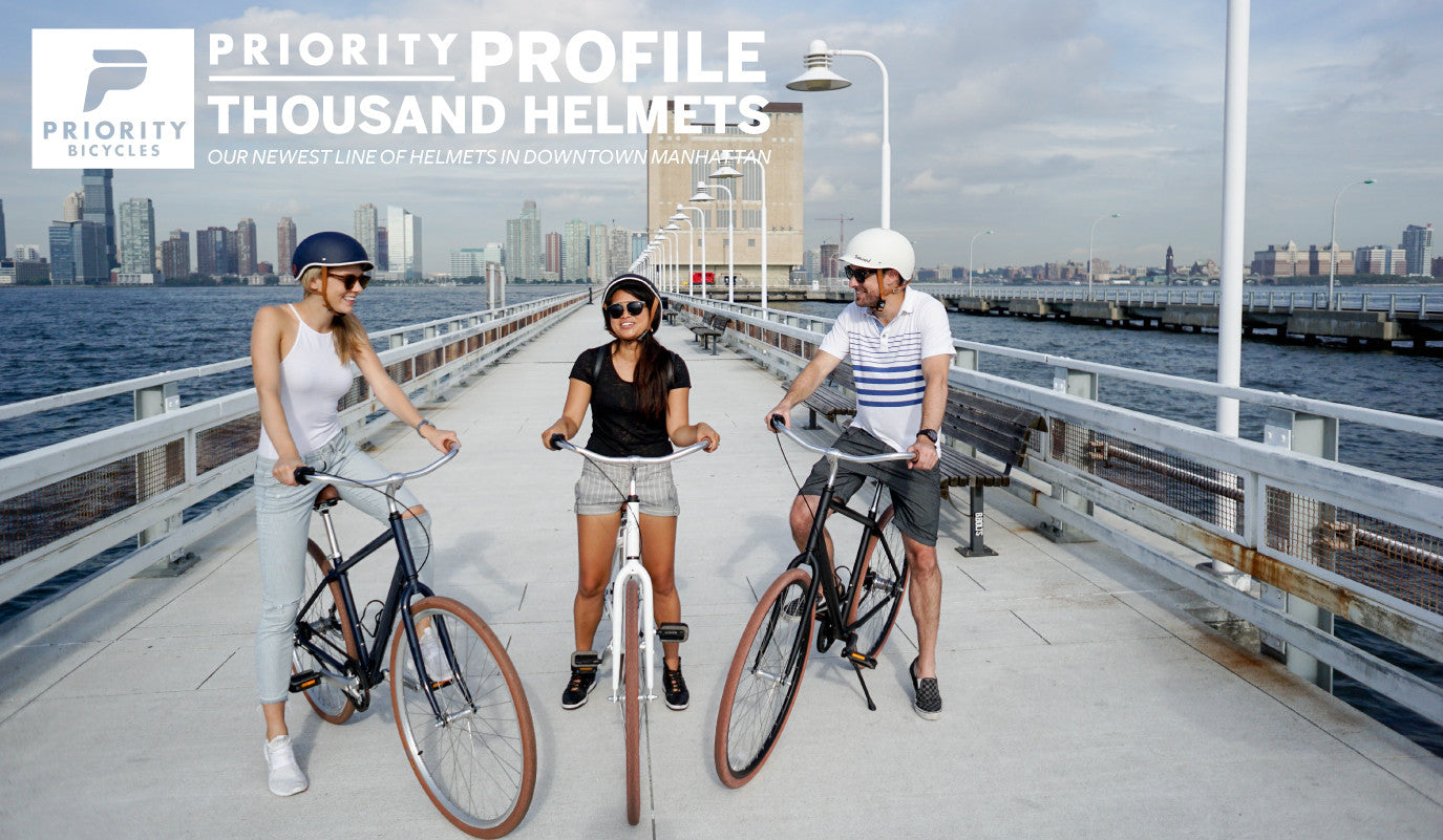 PRIORITY PROFILE: DOWNTOWN BIKE RIDE WITH THOUSAND HELMETS