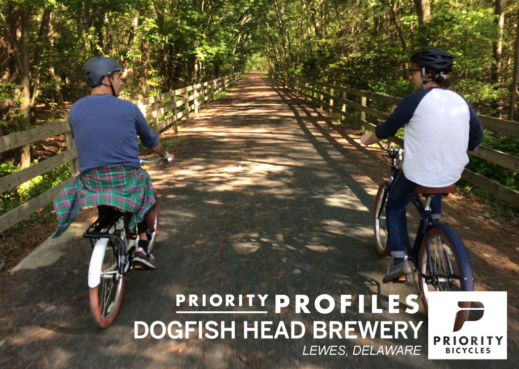 The Priority Coast at Dogfish Head in Lewes, DE