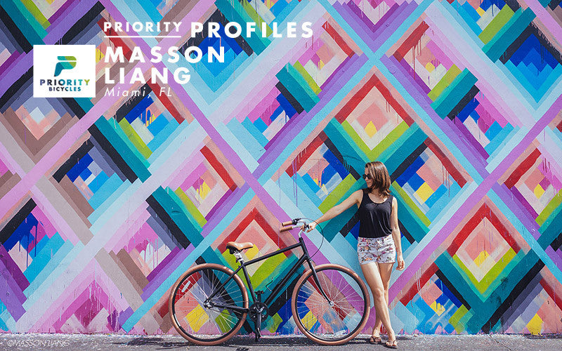 PRIORITY PROFILES: MASSON LIANG SHOWS US HIS MIAMI