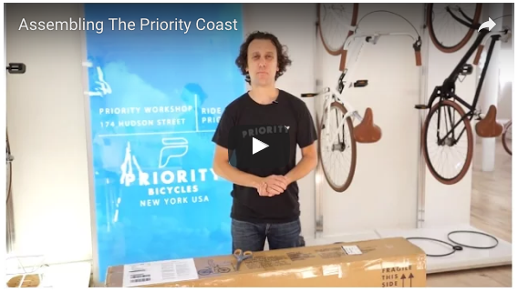 Assembling Your Priority Coast