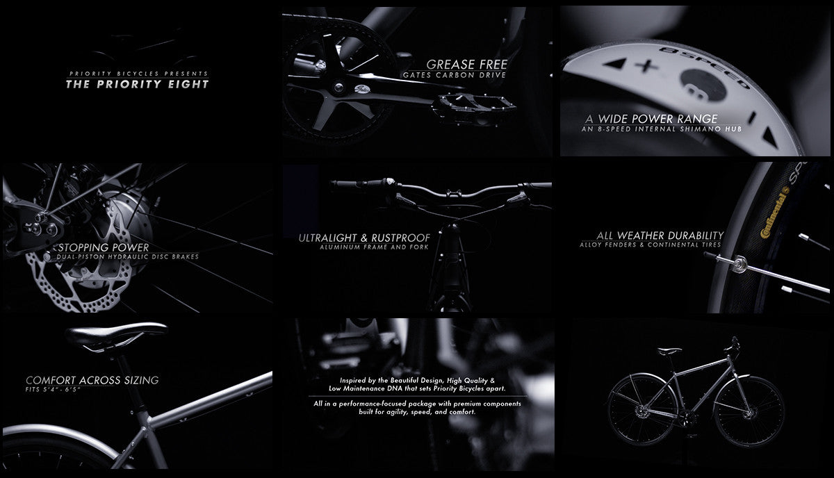 TEASER: PRIORITY EIGHT VIDEO