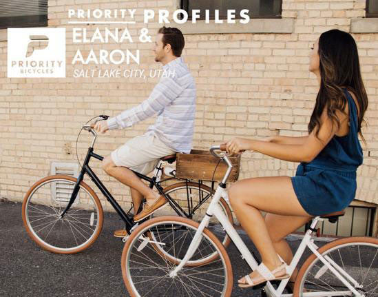 PRIORITY PROFILES: ELANA & AARON IN SALT LAKE CITY