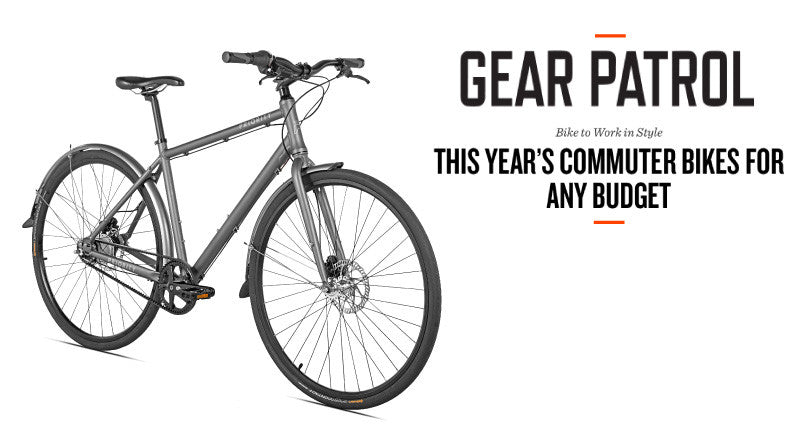 THIS YEAR'S COMMUTER BIKES FOR ANY BUDGET BY GEAR PATROL