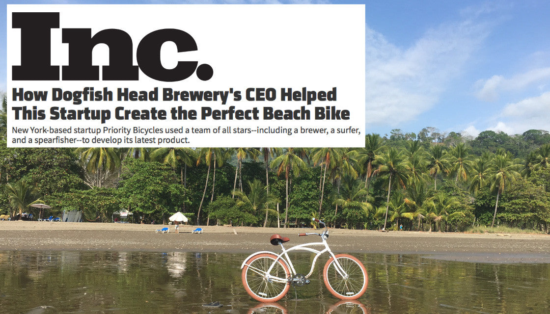 THE PRIORITY COAST IN INC. MAGAZINE