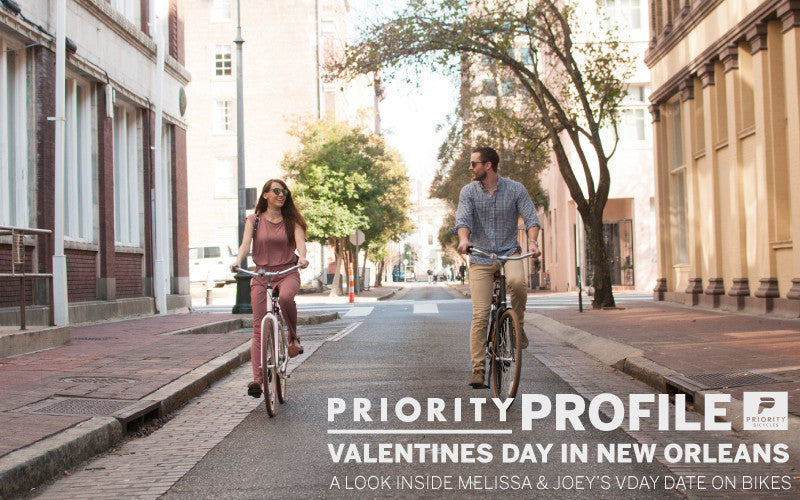 Priority Profile: Valentine's Day in New Orleans