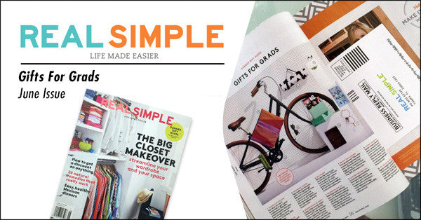 PRIORITY BICYCLES IN REAL SIMPLE