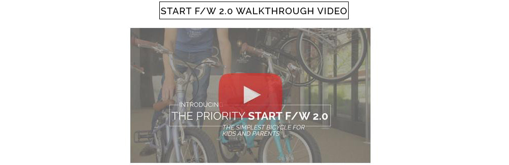 Priority Bicycles Start