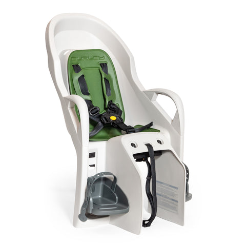 Burley Child Seat, Rack Mounted, Rack Included