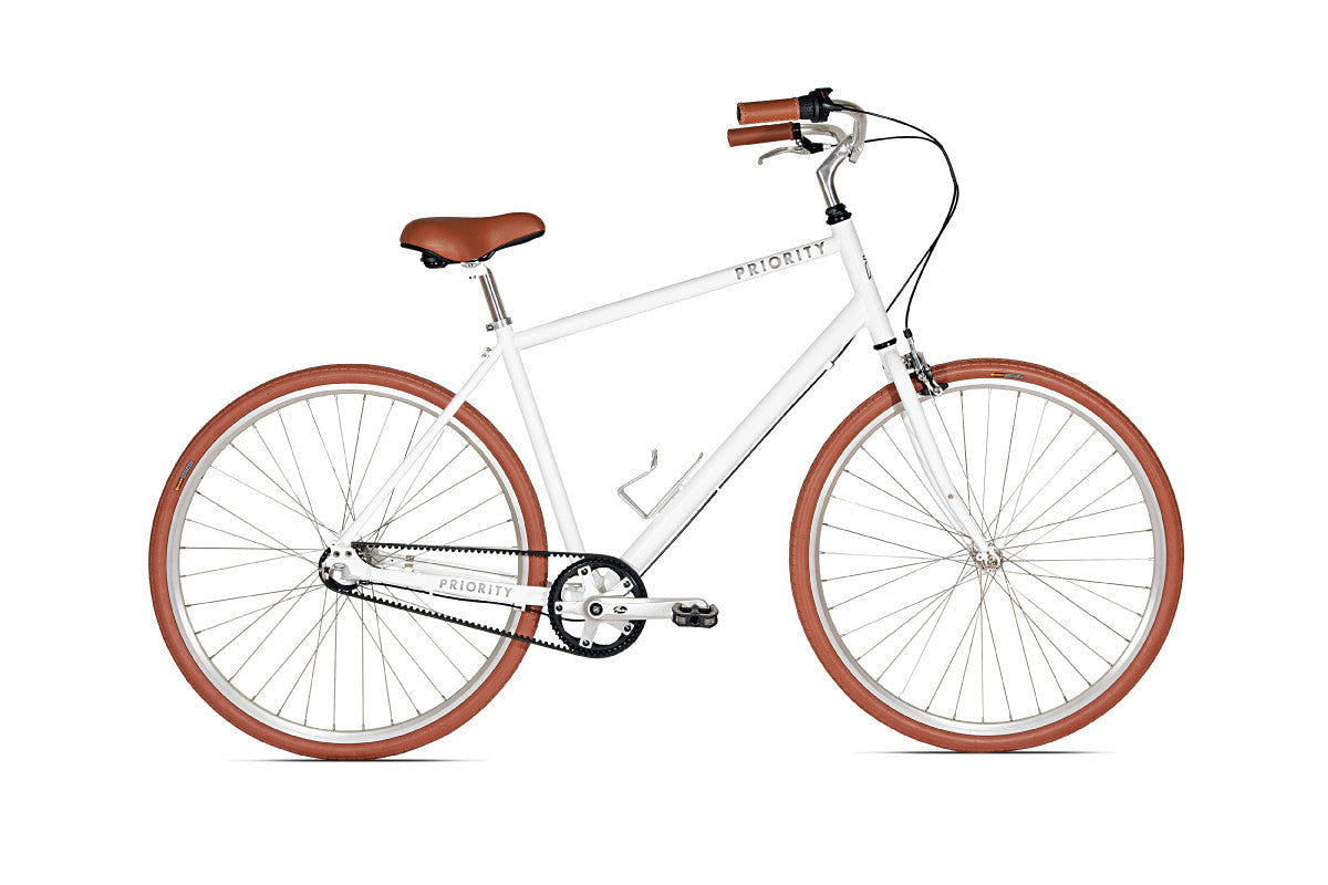 PRIORITY CLASSIC PLUS belt drive bike