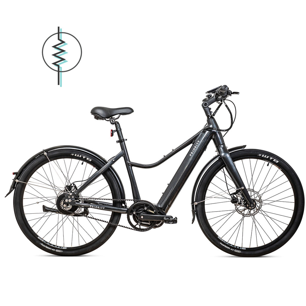 PRIORITY CURRENT E-BIKE