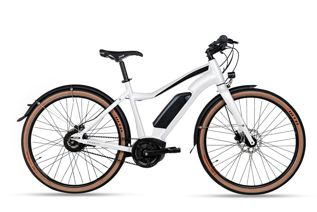 priority embark women's commuter electric bicycle