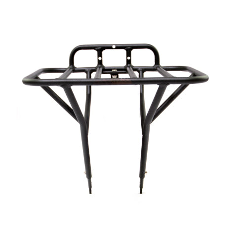 Priority Front Porteur Rack, Black