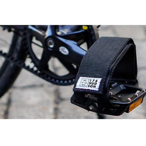 Priority Pedal Straps