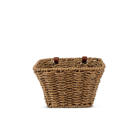 Woven Front Basket