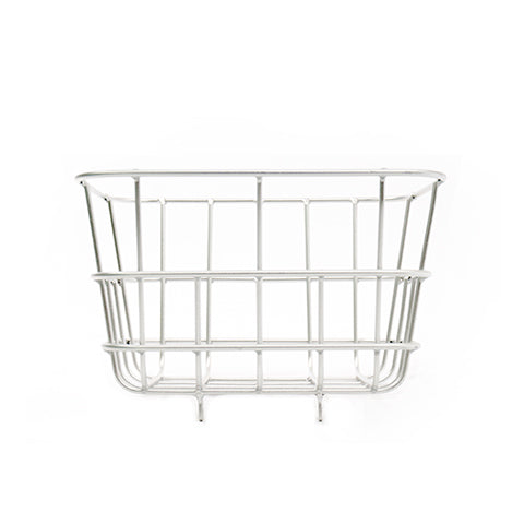 Priority All Alloy Rust Free Basket - Silver