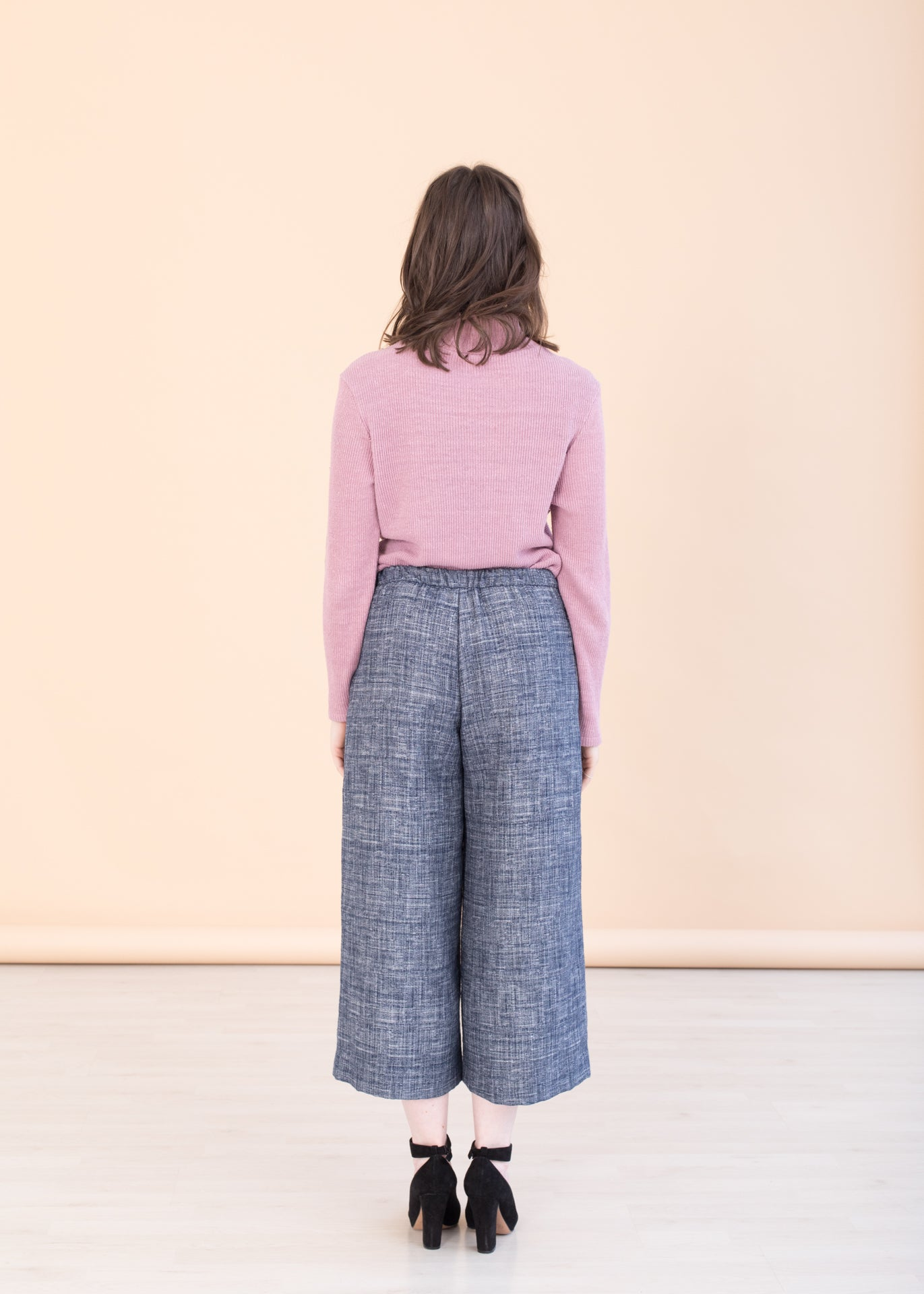 Triadic II – Wide-leg Pants