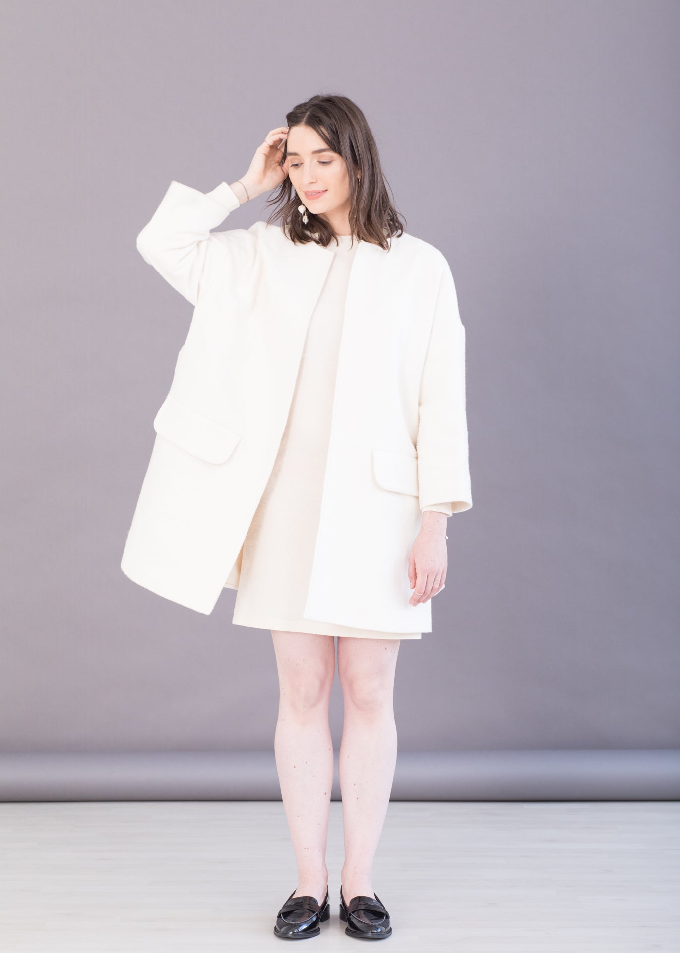 Mountainous - Organic Cotton Coat