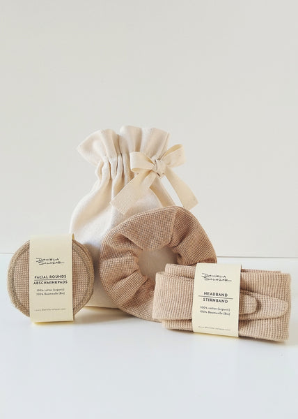Home spa Gift Set - Camel