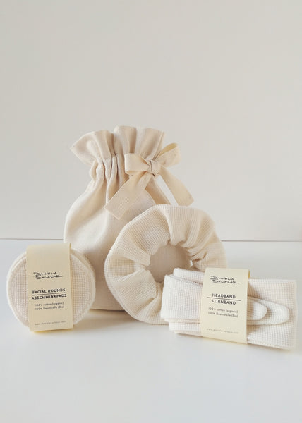Home spa Gift Set - Ivory