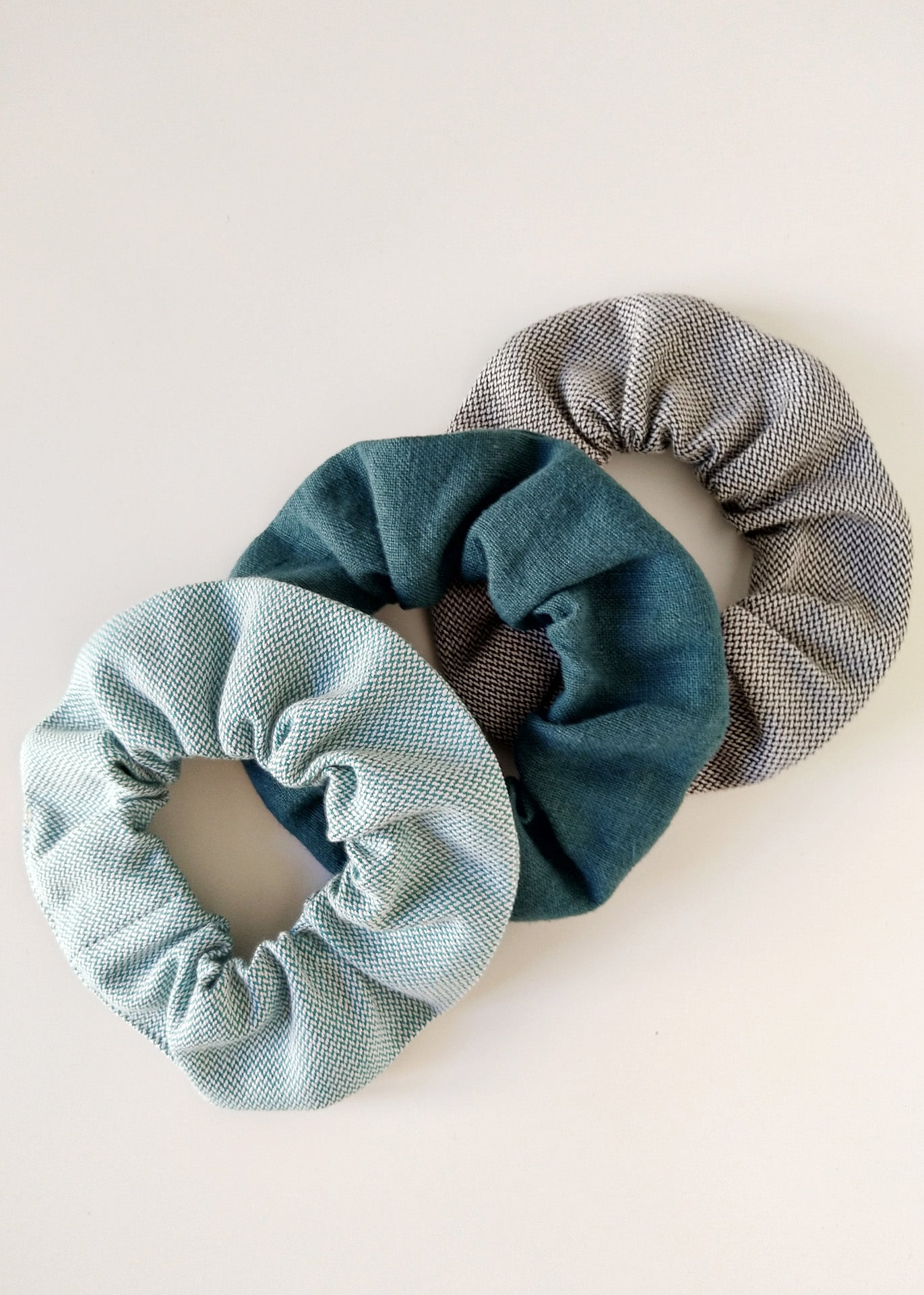 Sierra – Scrunchie Set of 3