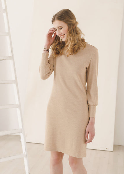 Tana - Organic cotton sweater dress