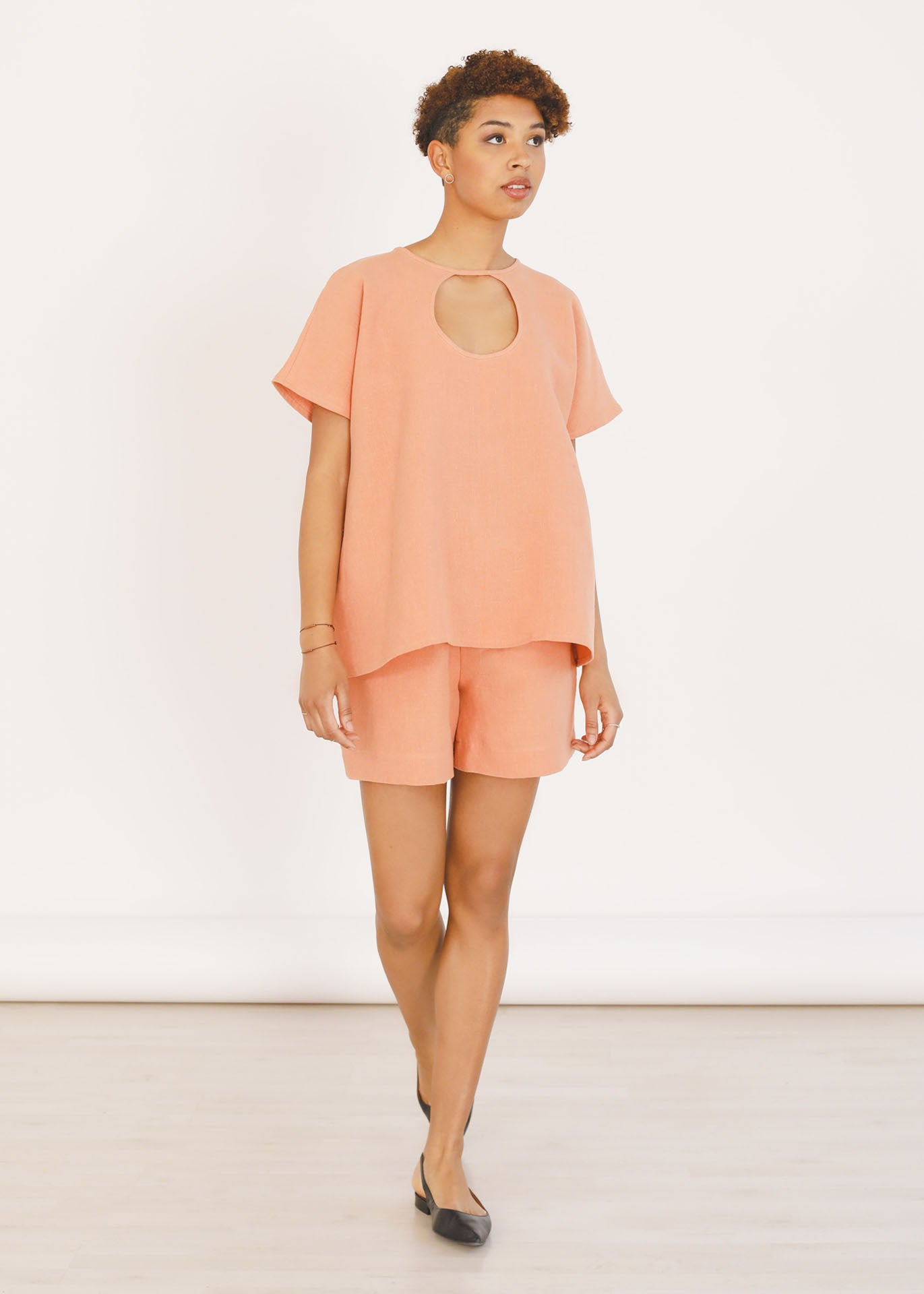 Siena - Cut-out Top