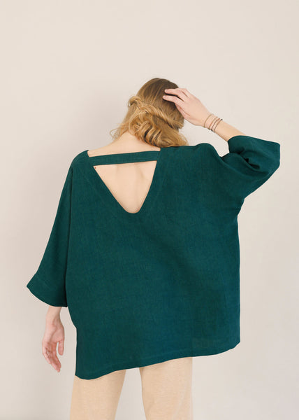 Valentina - Tunic Top
