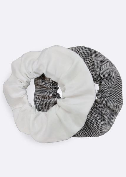 Organic Cotton Hair Scrunchie