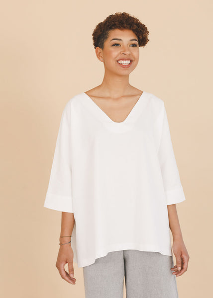 Valentina - Oversized tunic top