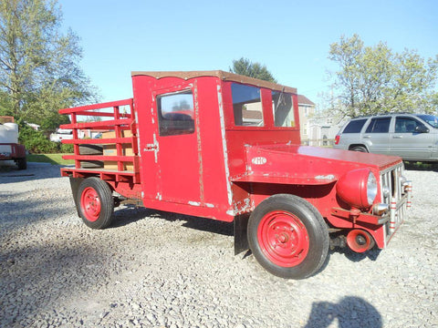 1958 Briggs & Stratton Homemade Truck