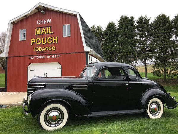 1939 Plymouth P8 Business Coupe
