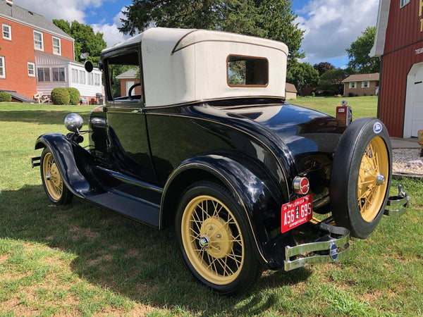 1929 Ford Model A Coupe